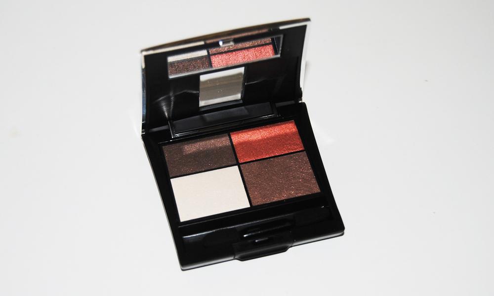 Review // Makeup Factory Enchanted Earth Quad | Ella Pinto