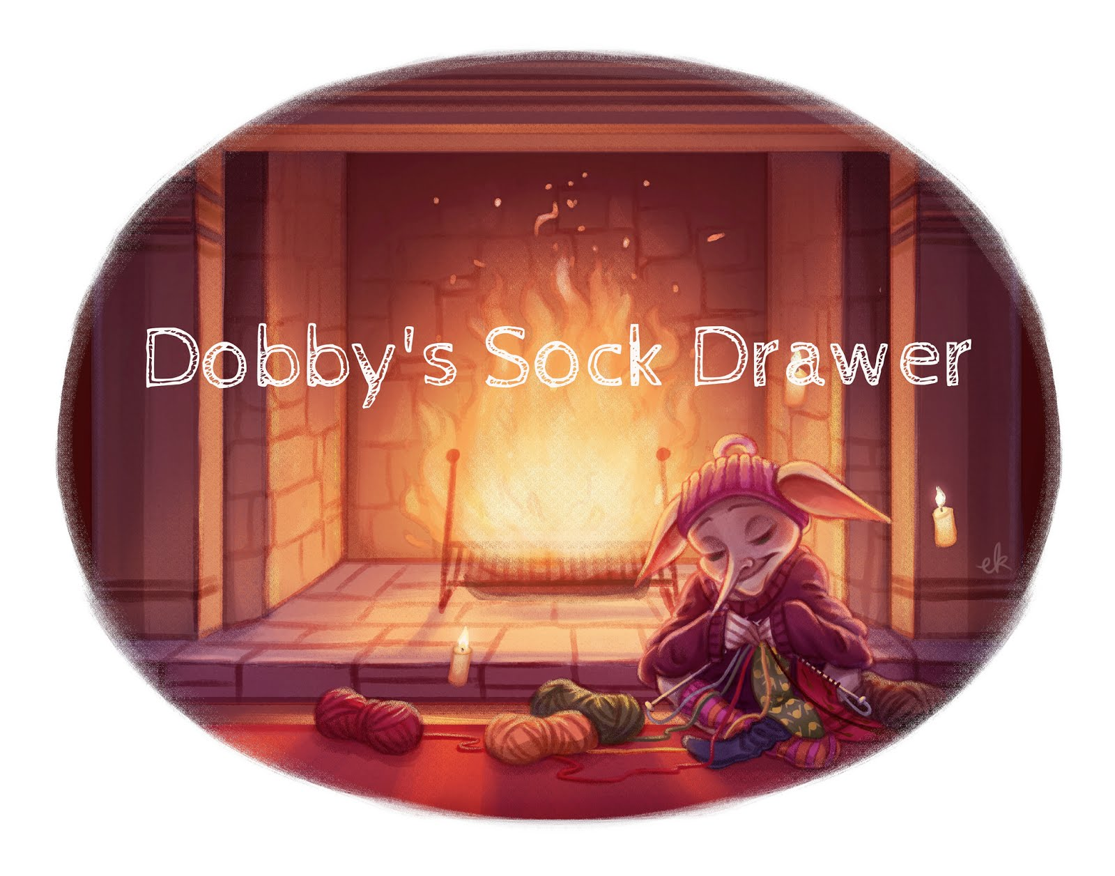 Dobby's Sock Drawer