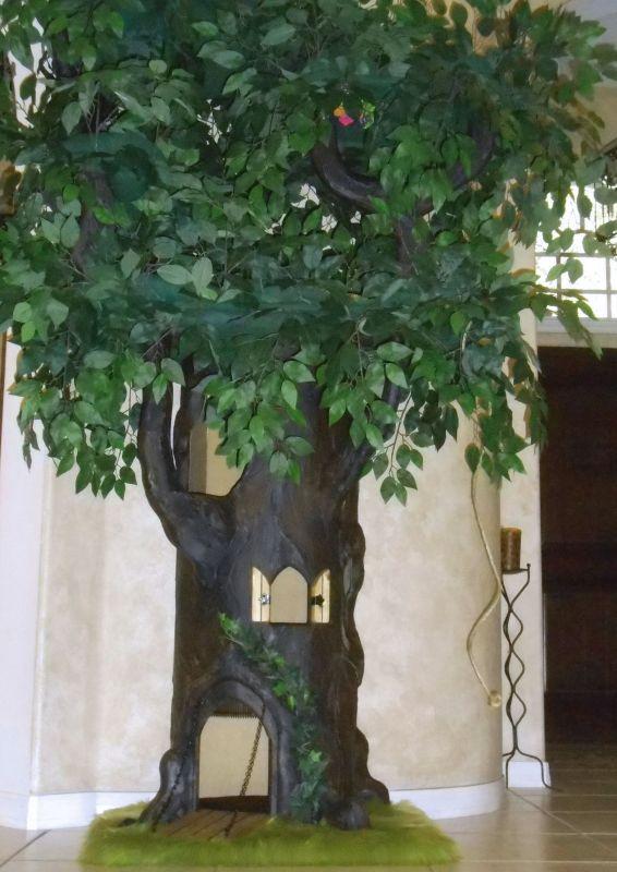 Fairy Tale Cat Trees Unique Cat Furniture