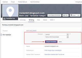 Cara Membuat Sendiri Halaman Tempat Check-In Facebook