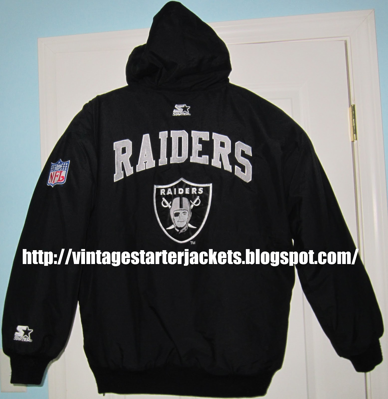 cheap for discount 79add 55478 Vintage Raiders Starter Parka - SOLD OUT ...