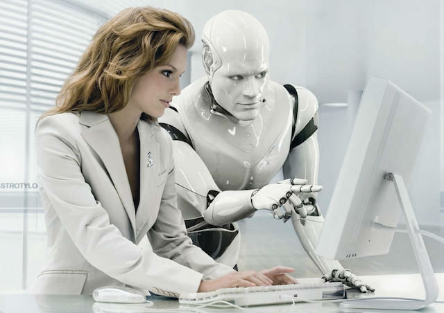 descubre si un robot te robará el trabajo