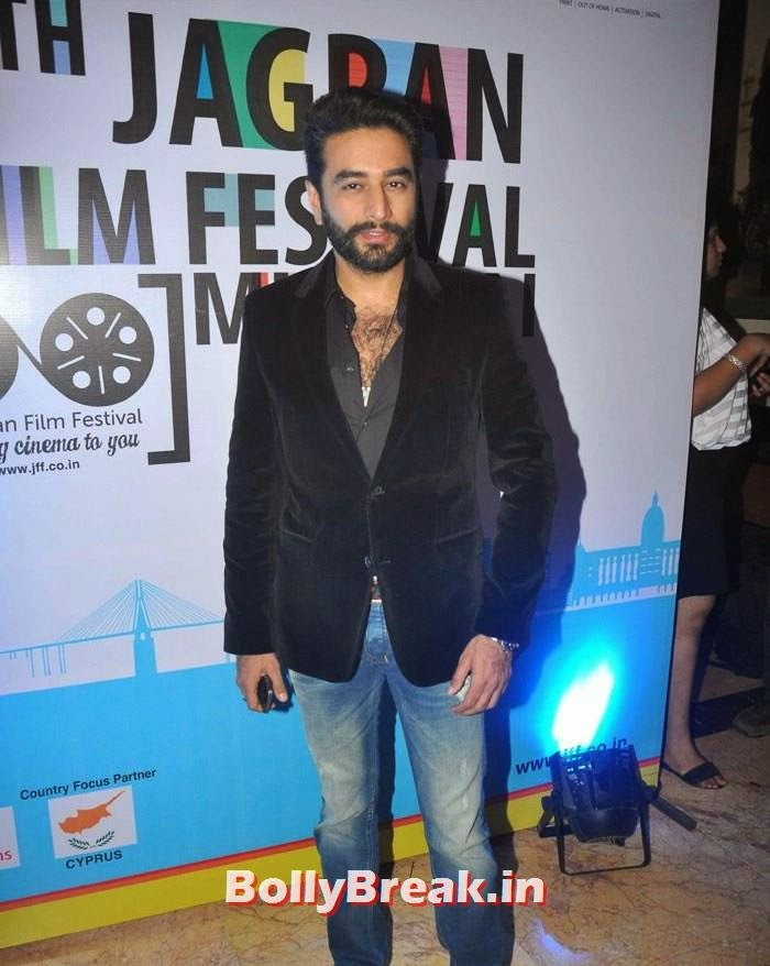 Shekhar Ravjiani, 5th Jagran Film Festival Red Carpet Pics
