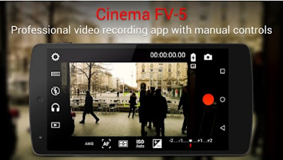Cinema FV-5 Apk for Android (Paid)