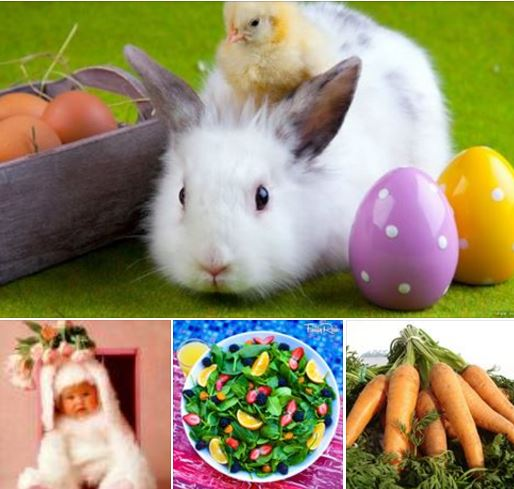 Hozzánk is megérkezett a húsvét nyuszi :)