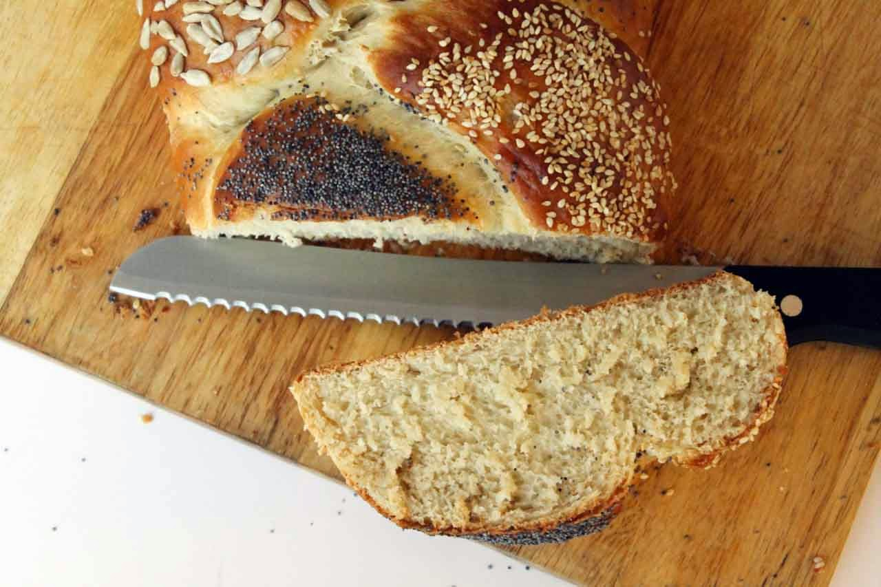 Pan de Jalá o Challah