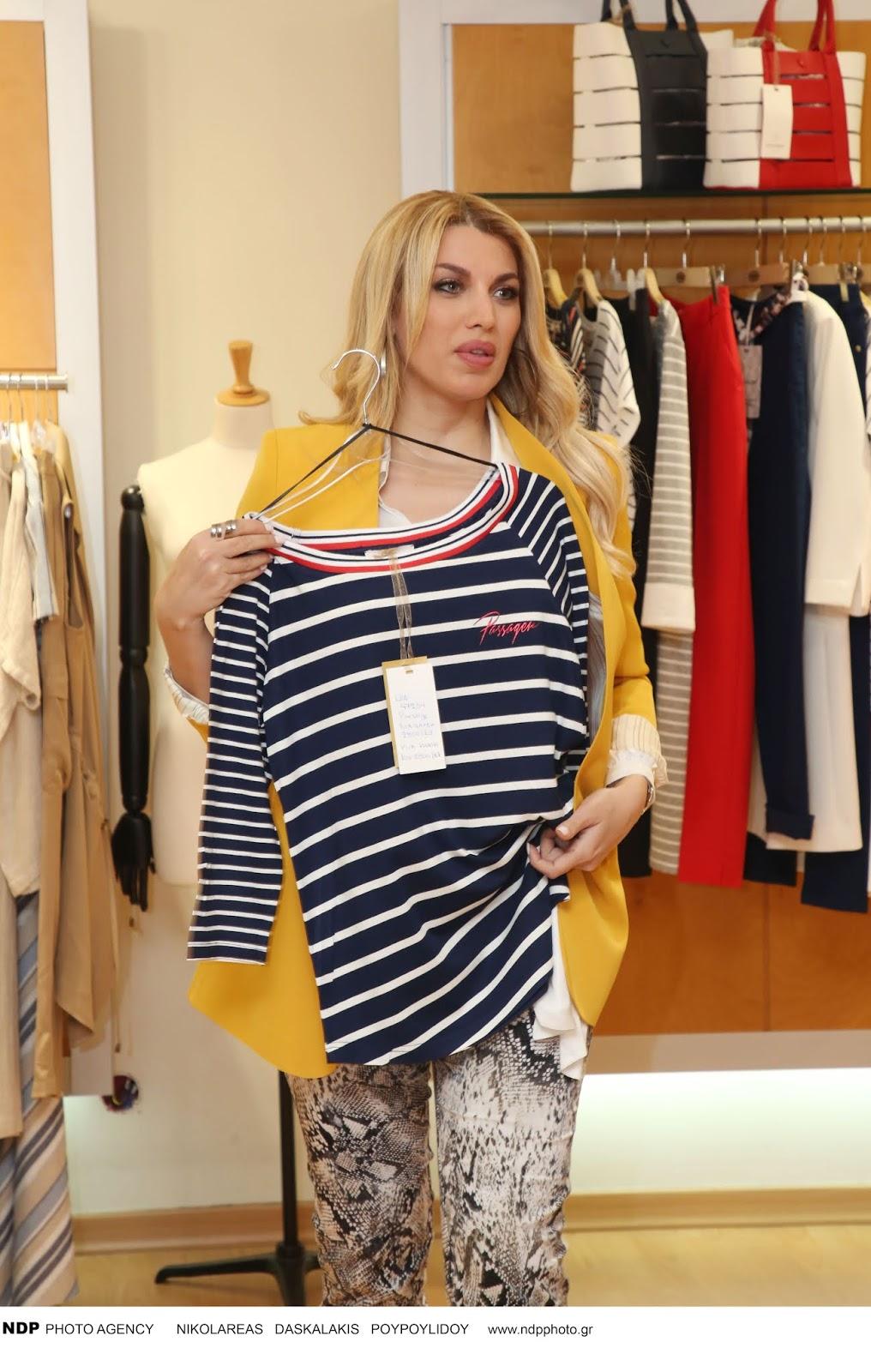 "f2b54214c890 Τα ρούχα ""Passager"" μπορεί κανείς να αναζητήσει σε επιλεγμένα καταστήματα  σε όλη την Ελλάδα."
