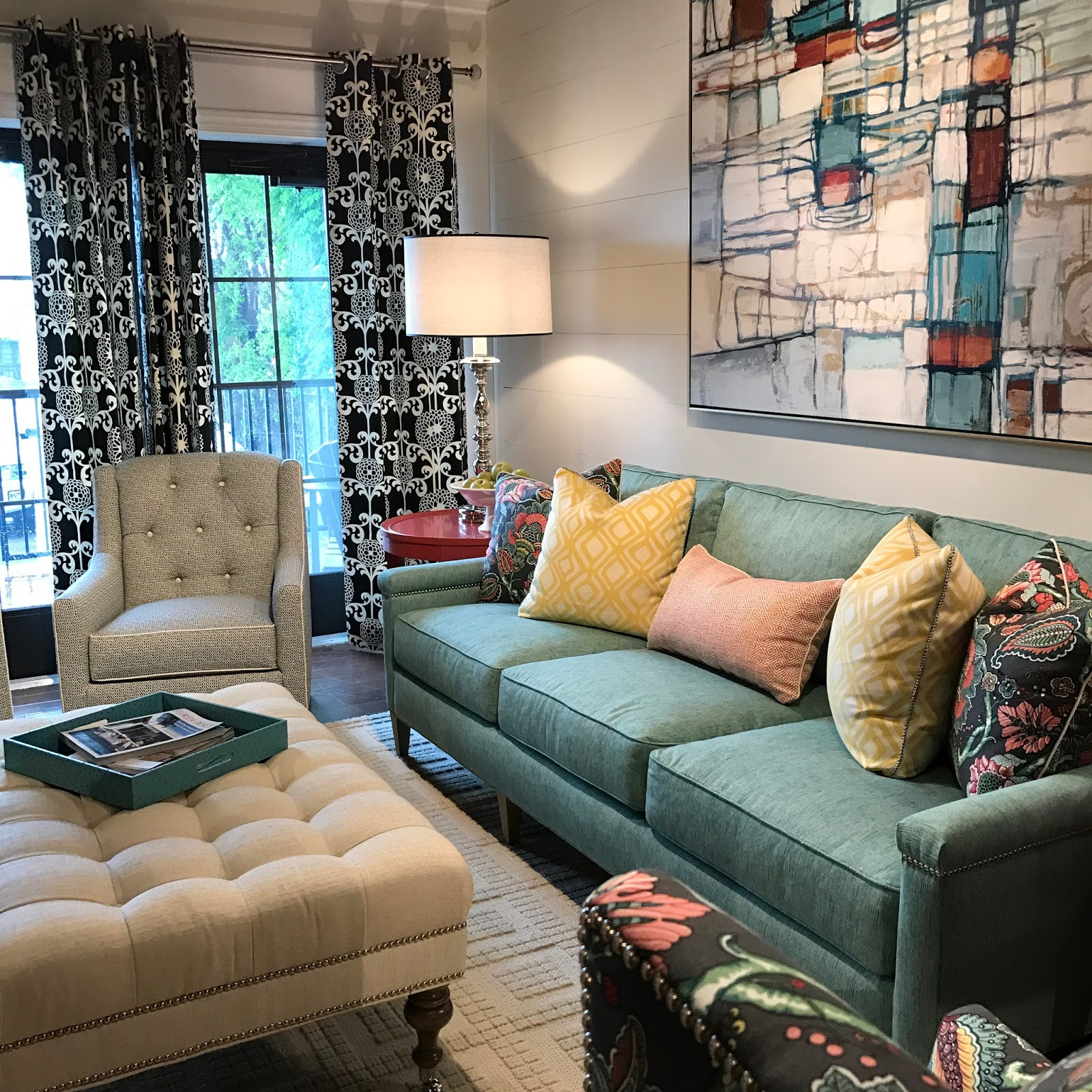 We Enjoyed Our Visit To Huntington House Furniture. Always So Nice To Visit  Their Showroom And See What Is New. My Absolute Favorite Sofa In Their  Showroom ...
