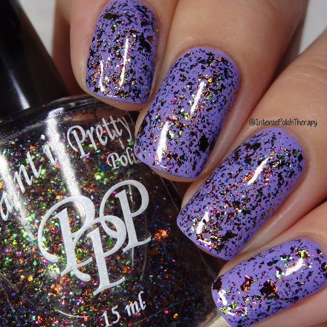 Paint It Pretty Polish Autumn Galaxy