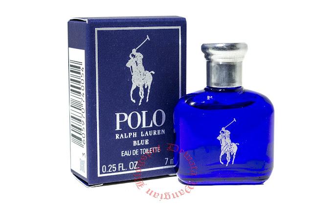 Ralph Lauren Polo Blue Miniature Perfume