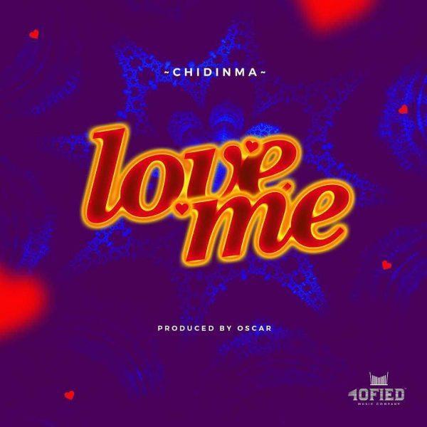 DOWNLOAD MP3 : Chidinma - Love Me