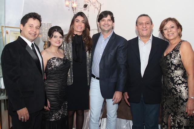 Furquim, Géssica, Clarissa, Dep.Est. André do Prado, Azarias e Cida Sampaio