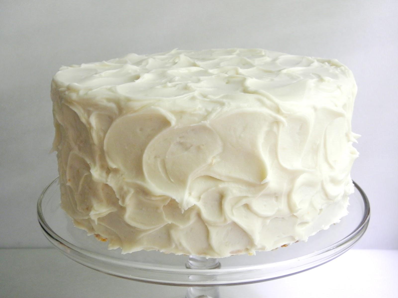 Good Things by David: Vanilla Birthday Cake