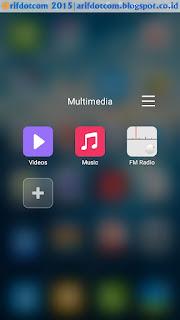 aplikasi multimedia bawaan pureshot