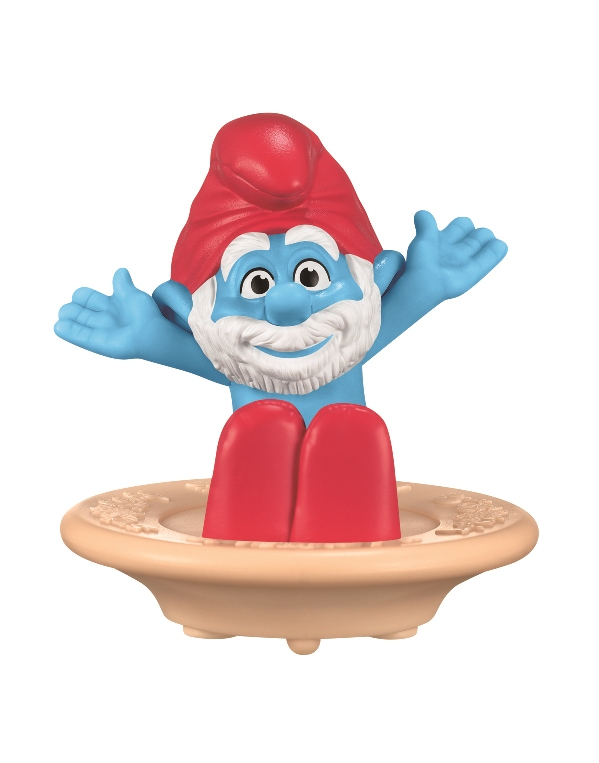 Mcdonald S Happy Meal Turns Blue With Smurf 2 Toys Where Is Ed Uy