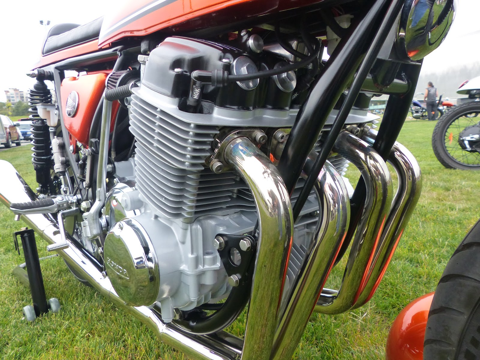 Oldmotodude 1975 Honda Cb750f Super Sport Selected Best Cafe At Posted By 645 Pm
