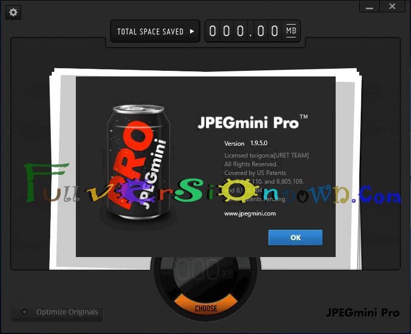 JPEGmini Pro Full Version