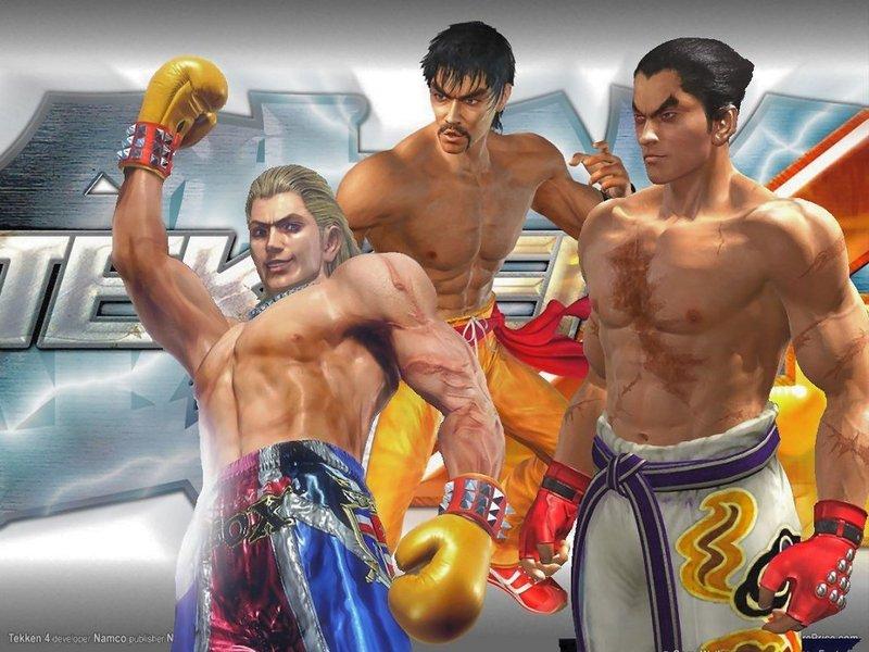 Gamezone Tekken 4