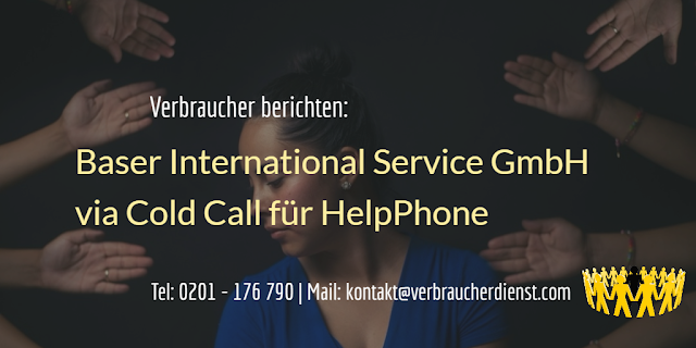Beitragsbild: Baser International Service GmbH  HelpPhone