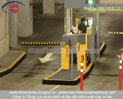 Giải pháp lắp đặt phù hợp với nhu cầu kiểm soát một khoảng không gian nào đó như: bãi gửi xe, lối ra vào tòa nhà, lối ra vào công ty…là giải pháp kiểm soát sử dụng barrier.