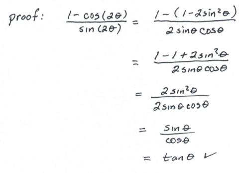 TrigCheatSheet com: Trigonometry Final Exam Questions