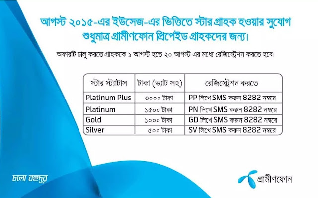 How+get+grameenphone+STAR+status