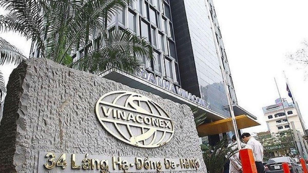 An Quý Hưng đã đầu tư trên 7.400 tỷ vào Vinaconex.