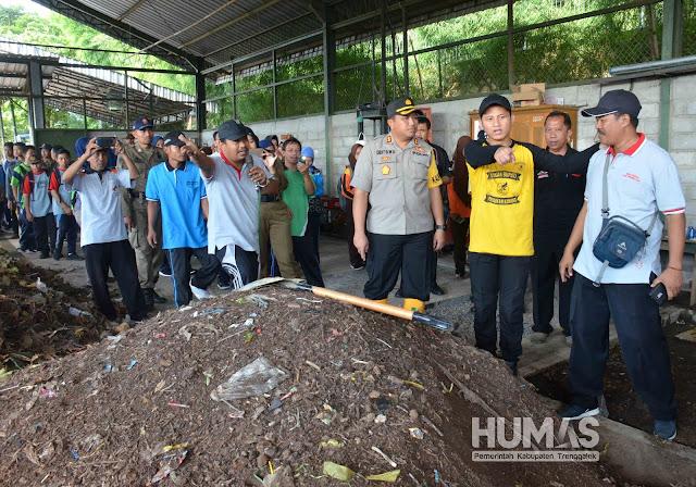 Peringati Hari Peduli Sampah Nasional (HPSN), Pemkab Trenggalek Gugah Kesadaran Bersama Kelola Sampah