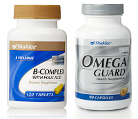 B Complex OmegaGuard Shaklee