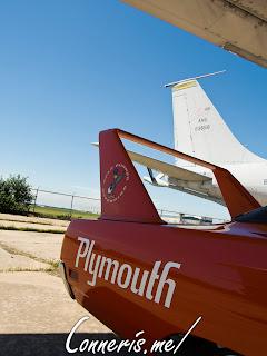 1970 Plymouth Superbird 440 Wing Kansas Mid-air Refueler