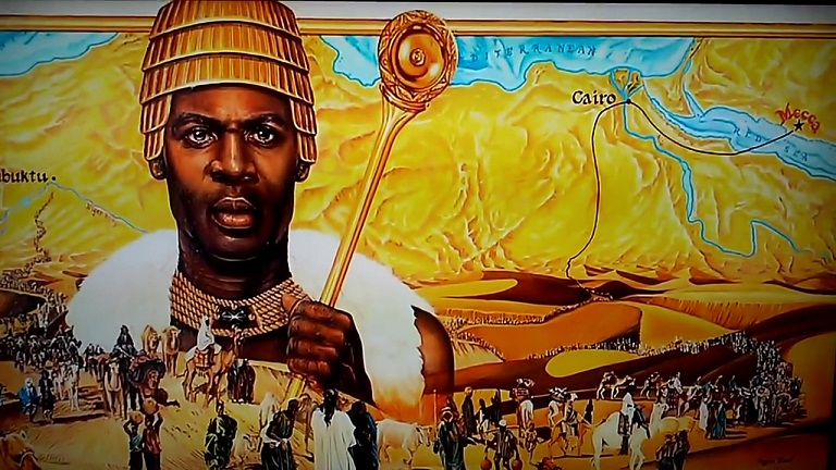 Mansa Musa, Pria Paling Kaya-Raya Sepanjang Sejarah