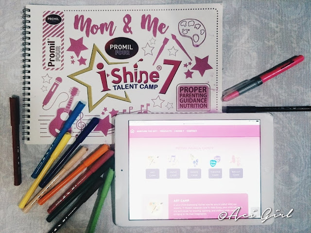 How to Enroll your Kids to the i-Shine Talent Camp?