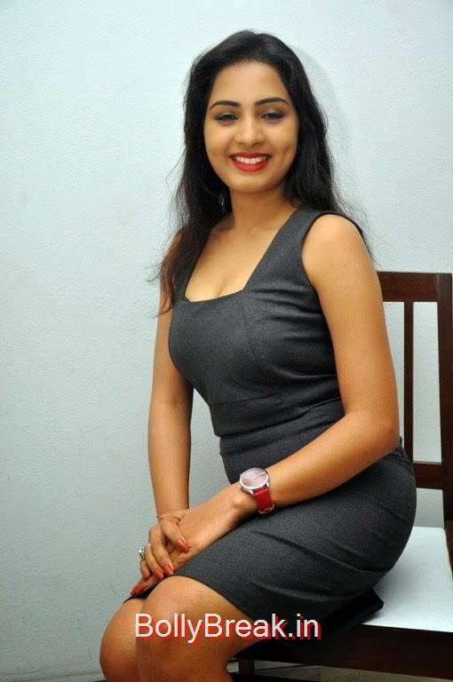 Srushti Dange Photos, Srushti Dange Hot Pics from Darling Tamil Movie Audio Launch