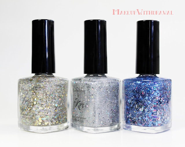 Some More Polished By Kpt Glitters Makeup Withdrawal