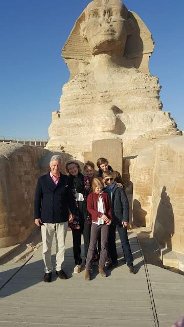 """زاهي حواس"""" زيارة ملك بلجيكا وعائلته تعد أول زيارة ملكية لمصر"""""""
