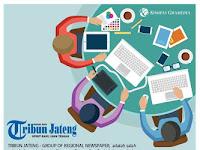 Lowongan kerja marketing iklan Tribun Jateng area Solo 2016