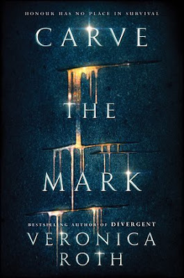 Amber the Blonde Writer: Waiting on Wednesday: Carve the Mark by Veronica Roth