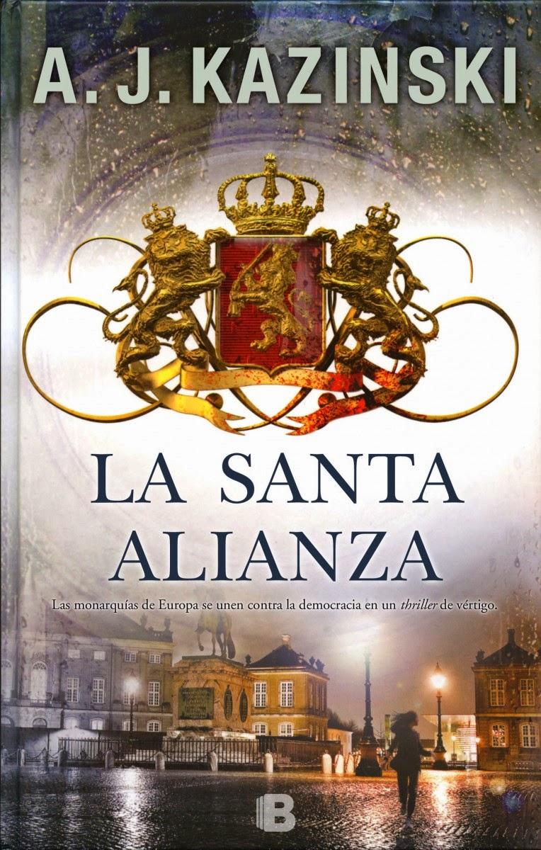 La santa alianza - A. J. Kazinski (2014)
