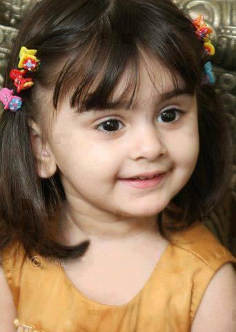 Pretty Cute Baby Girl