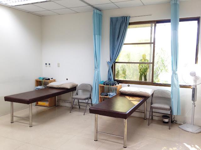 好痛痛 骨力診所 骨科 中醫 針灸 傷科 痠痛 治療室