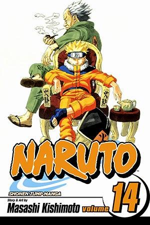 Naruto Tomo 14