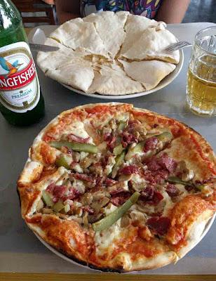 Pizzería Khajuraho