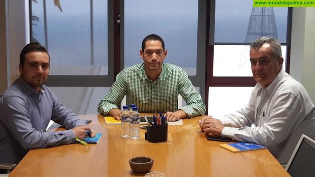 Nuevas Generaciones apuesta por la creación de un futuro Centro del Motor en La Palma