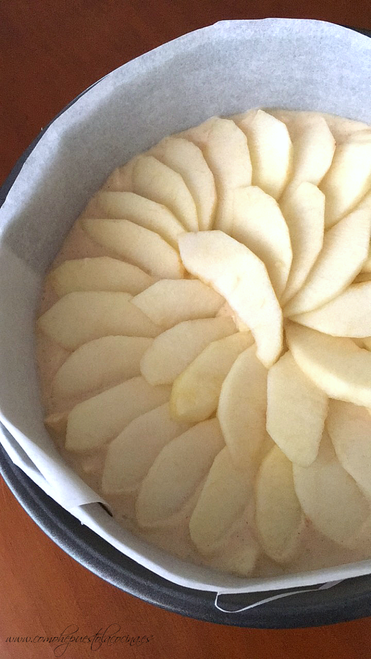 pastel-con-manzana