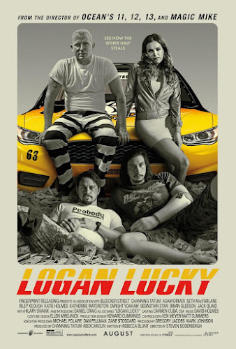 Logan Lucky (BRRip 720p Ingles Subtitulada) (2017)