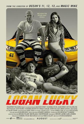 Logan Lucky (BRRip 720p Ingles Subtitulada) (2017)