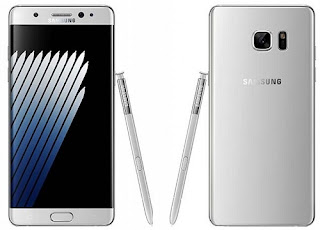 Harga dan Spesifikasi Samsung Galaxy Note 7 Terbaru