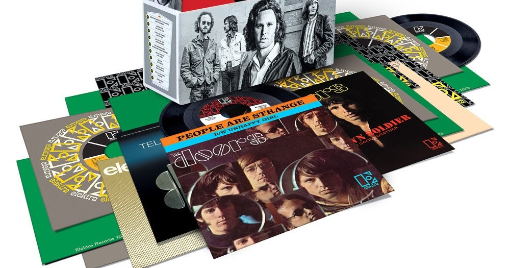 Mono and Stereo High-End Audio Magazine NEW THE DOORS - THE SINGLES LIMITED EDITION 7\  VINYL BOX  sc 1 st  Mono and Stereo & Mono and Stereo High-End Audio Magazine: NEW THE DOORS - THE SINGLES ...