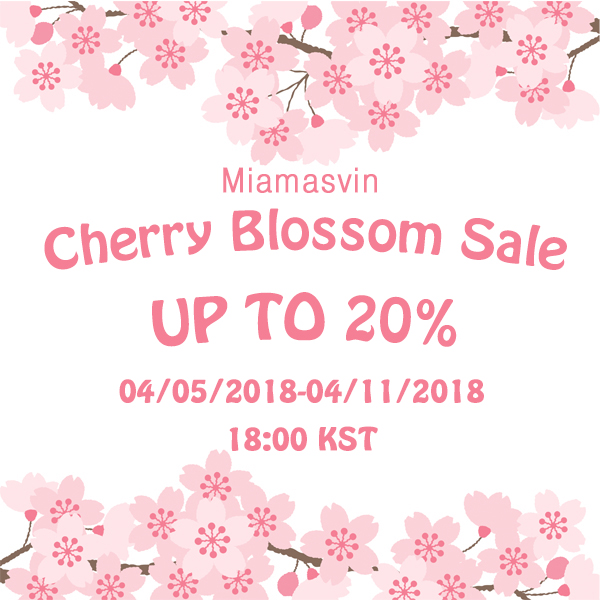 Cherry Blossom Sale