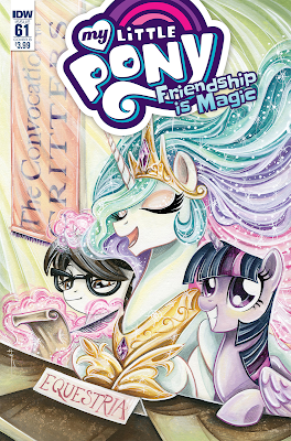 My Little Pony: Friendship is Magic #61 Cover B